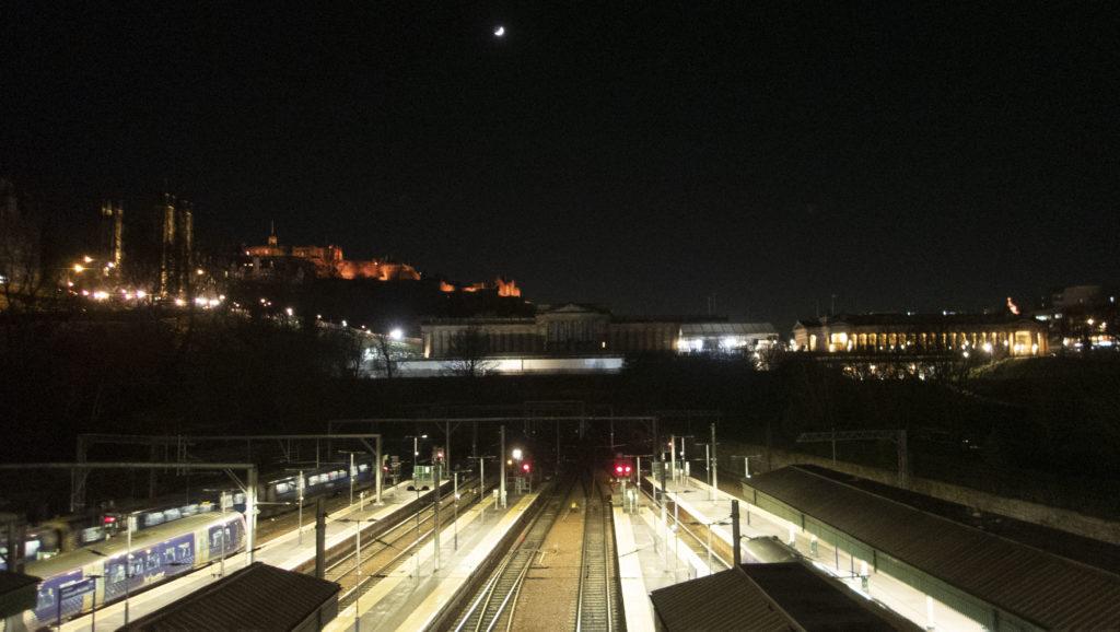 Edinburghin asema